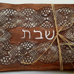 Judaica Shabat Tabla Jalá